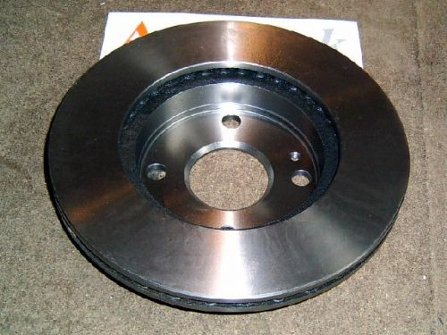 Brake disc, Mazda MX-5 mk1 1.6, 1989-98, front, 235mm vented